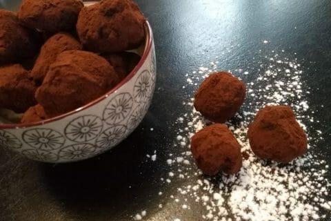 Truffes au chocolat Thermomix par Mokaroyal