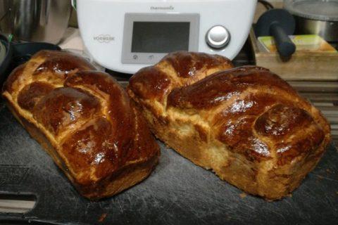 Brioche du boulanger Thermomix par Mimijp05