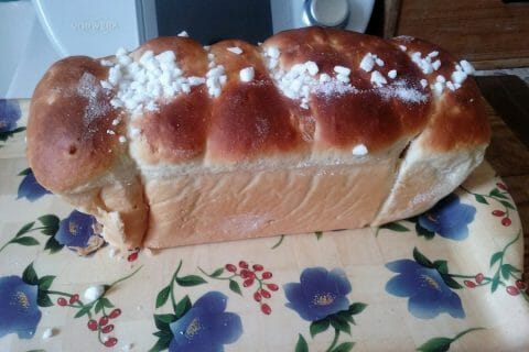 Miss brioche (2) au Thermomix