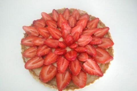 Tarte aux fraises Thermomix par AurelineB