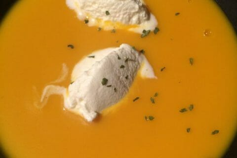 Velouté de Courges Thermomix par Nor@