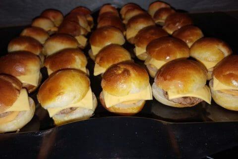 Mini burgers Thermomix par grimlly