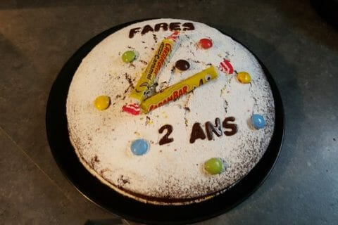 Cake aux carambars Thermomix par cocobouss@69