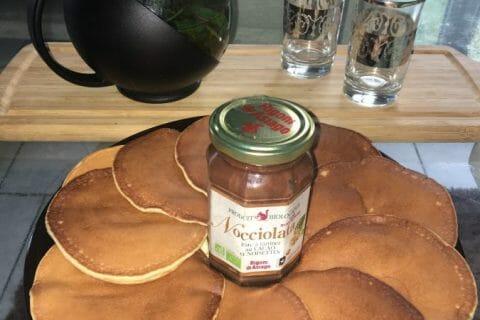 Pancakes Thermomix par Fida