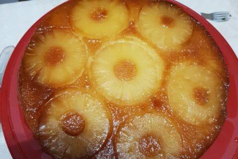 Gâteau renversé à l'ananas Thermomix par Vynie91