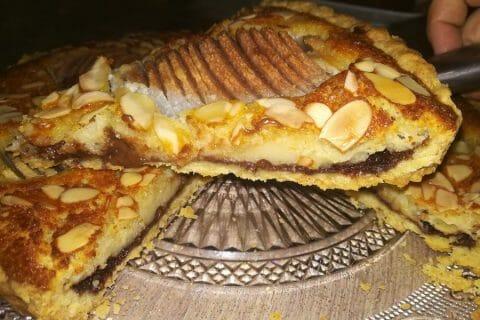 Tarte poires et chocolat Thermomix par Ldiya95300