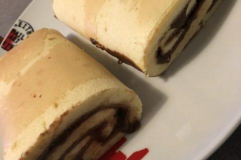 Biscuit roulé Japonais Thermomix par Tiboutch