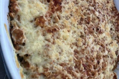 Macaronis au thon Thermomix par Tiboutch