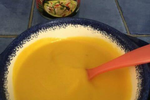 Velouté céleri, carottes et coco Thermomix par Tiboutch