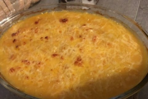 Gratin de courges butternut Thermomix par Tiboutch