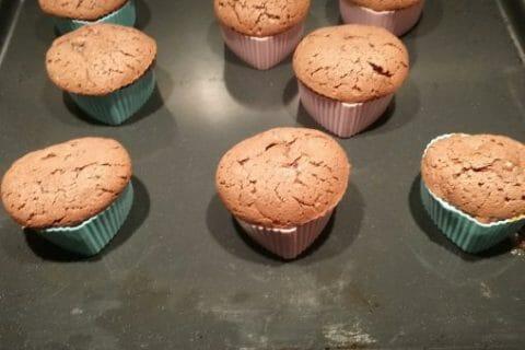 Muffins aux deux chocolats Thermomix par fanfan060467