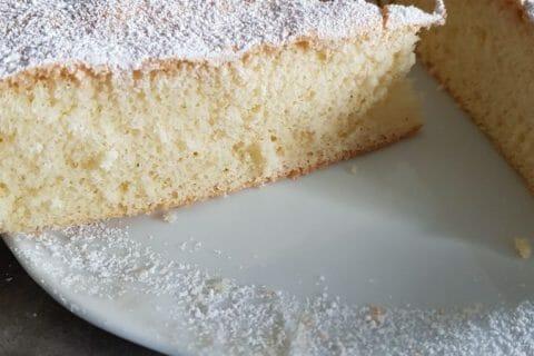 Gâteau de savoie Thermomix par Cecile02