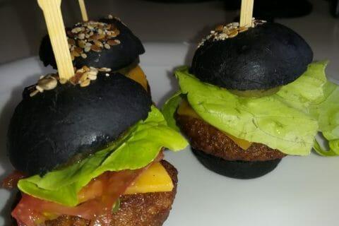 Mini burgers Thermomix par Delphine db