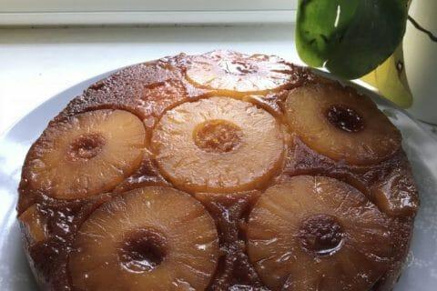 Gâteau renversé à l'ananas Thermomix par Nimaux