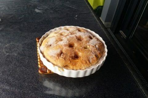 Zimmetkuche – gâteau à la cannelle Alsacien Thermomix par PERREPERREe