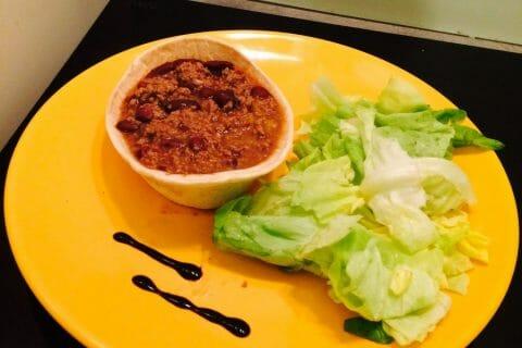 Chili con carne Thermomix par Etamot