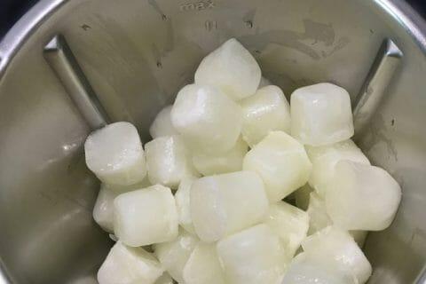 Sorbet citron Thermomix par LaureBN