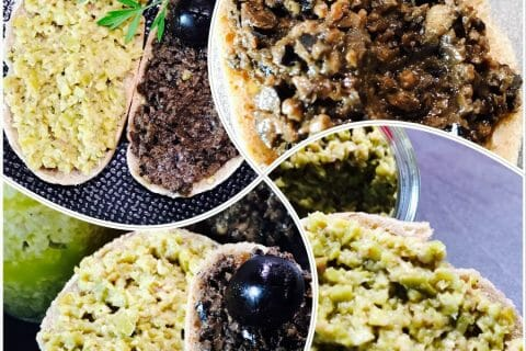 Tapenade Thermomix par LaureBN