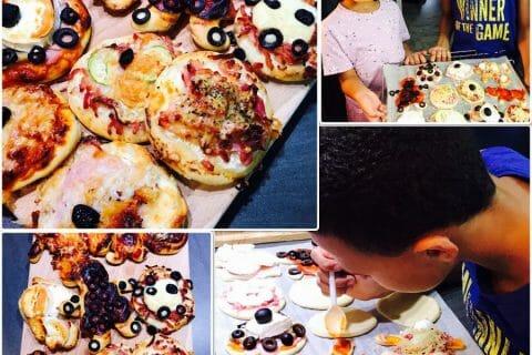 Pâte à pizza Thermomix par LaureBN
