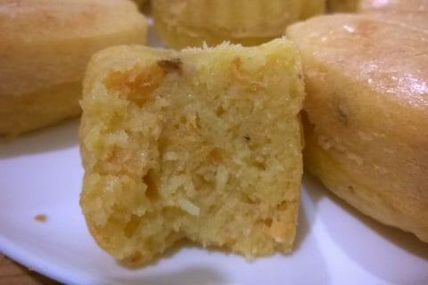 Muffins courgettes et saumon Thermomix par sandrai2