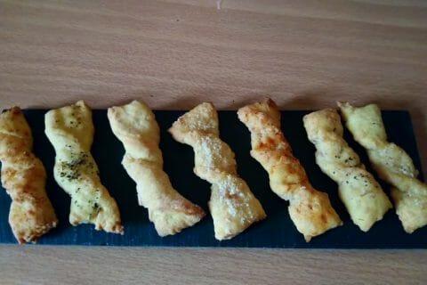 Bâtonnets jambon fromage Thermomix par clagab1810