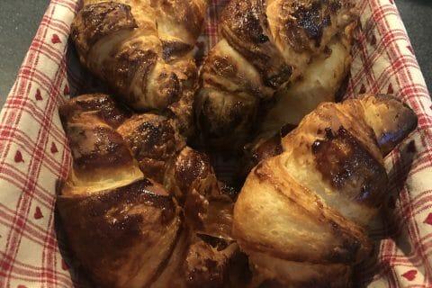Croissants au Thermomix