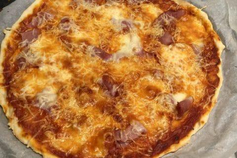 Pâte à pizza Thermomix par cec77