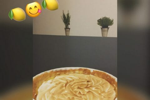 Tarte au citron Thermomix par Lolit73