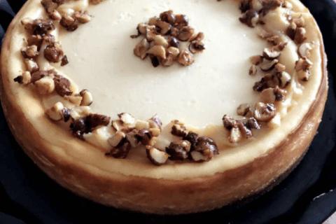 Cheesecake New-Yorkais Thermomix par Mins