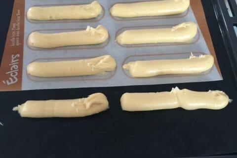 Choux à la crème Thermomix par Bishette13