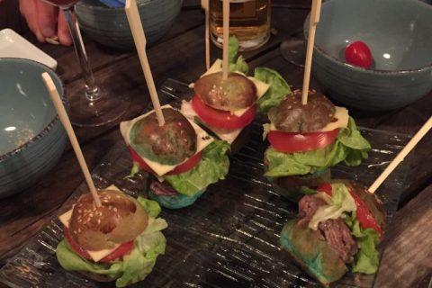 Mini burgers Thermomix par Celine42000