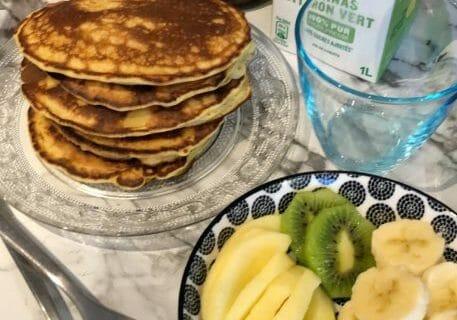Pancakes Thermomix par Nadia38