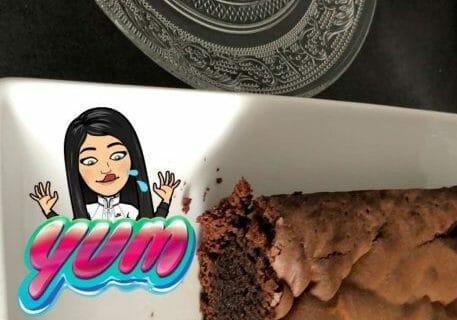 Gâteau au chocolat des écoliers Thermomix par Nadia38