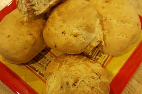 Petits pains au chorizo Thermomix par anjuluto