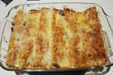 Enchiladas au poulet Thermomix par van gestel monique