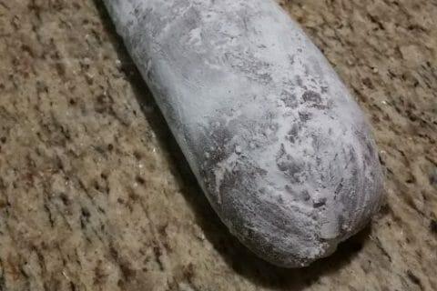 Saucisson au chocolat Thermomix par Jerome57140