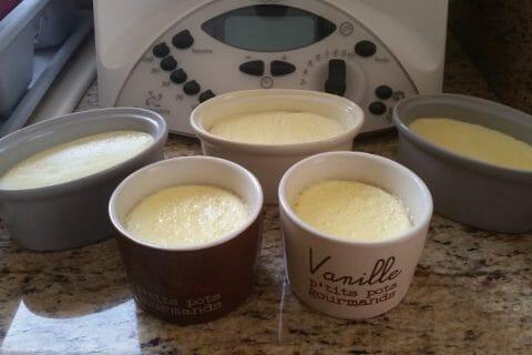 Crème aux oeufs Thermomix par Jerome57140