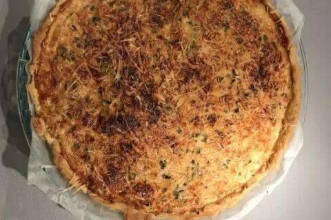 Tarte au thon, tomate et moutarde Thermomix par smily78