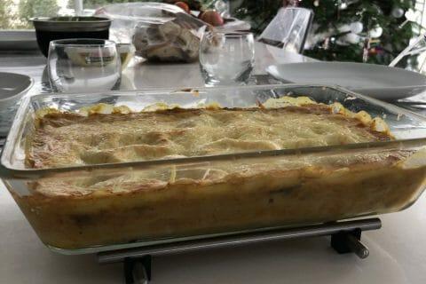 Lasagnes au potiron Thermomix par Aurelie.cdl