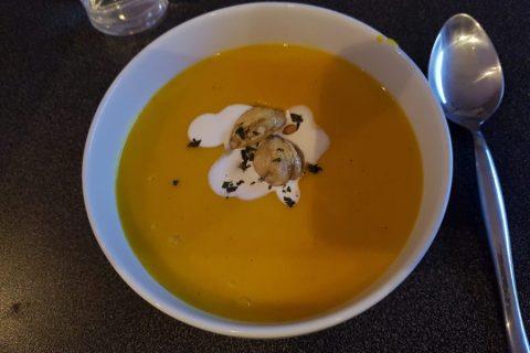 Soupe de citrouille Thermomix par Lily06