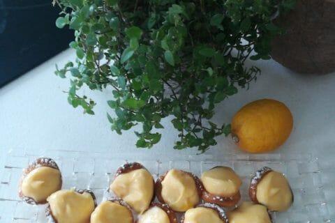 Mini tartelettes au citron Thermomix par Aichouch