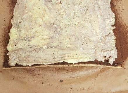 Bûche Tiramisu Thermomix par Dounia216