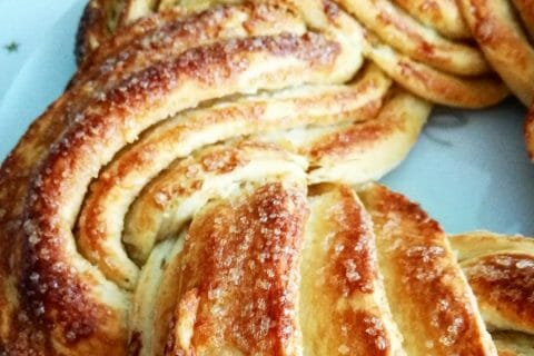 Kringle estonien Thermomix par Marion2801