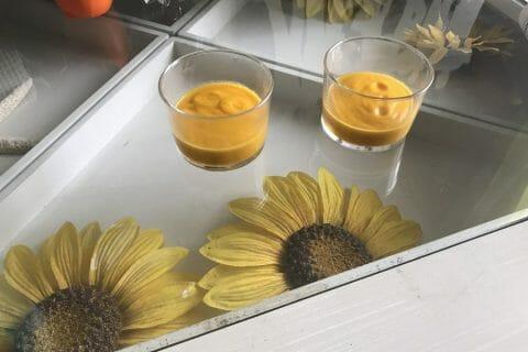 Crème de carottes Thermomix par hirondelledodue