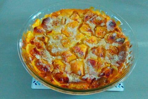 Flognarde aux pommes (clafoutis aux pommes) Thermomix par Yaya55