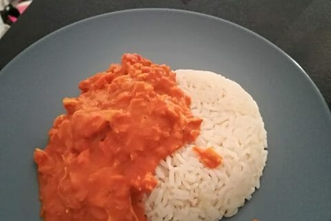 Butter Chicken Thermomix par alileymil