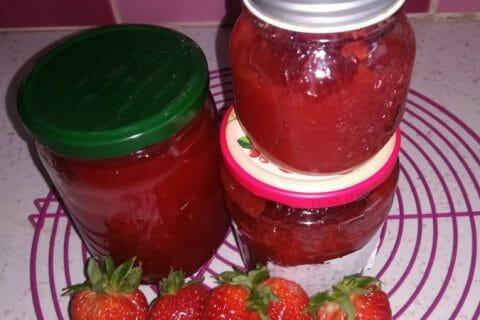 Confiture de fraises Thermomix par Valou73