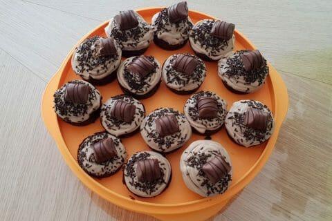 Cupcakes Kinder Thermomix par GrumpyBlondie