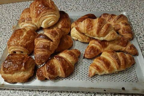 Croissants Au Thermomix Cookomix