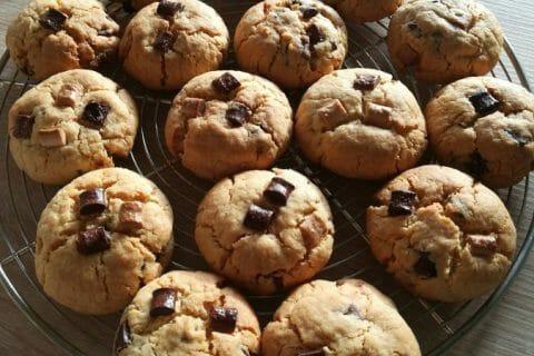 Cookies américains Thermomix par babaganouche